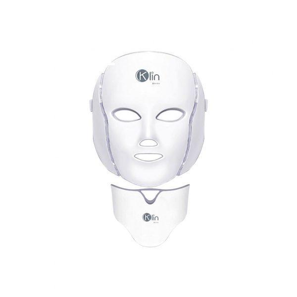 ماسک ال ای دی صورت و گردن کلین مدل LM 7