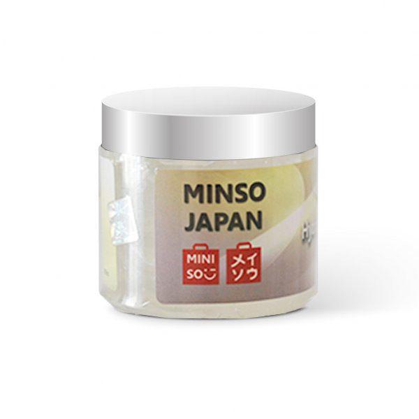 ژل هیدرودرمی و آبرسان چند کاره MINSO JAPAN