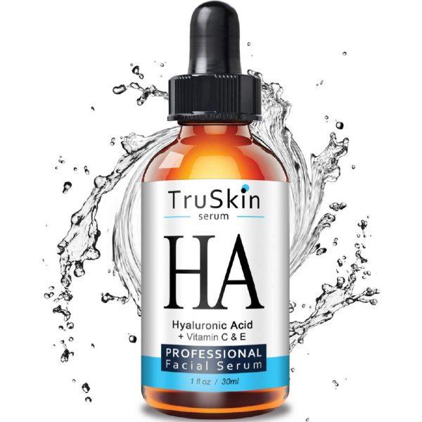 سرم صورت هیالورونیک اسید TRUSKIN