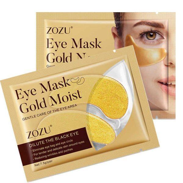 ماسک زیر چشم طلا ZOZU