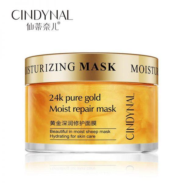 ماسک صورت شب طلا 24 عیار CINDYNAL