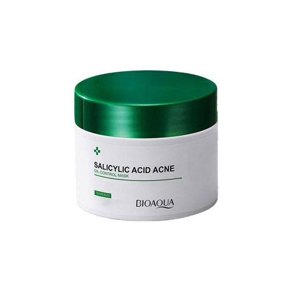 ماسک کنترل چربی سالیسیلیک اسید BIOAQUA