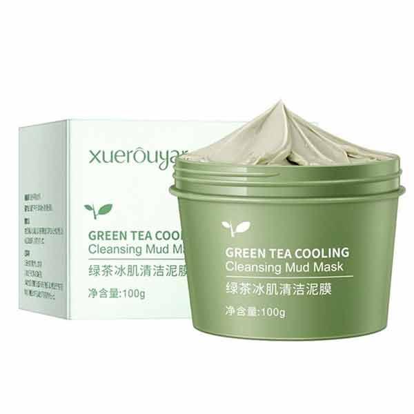 ماسک صورت چای سبز کره ای
